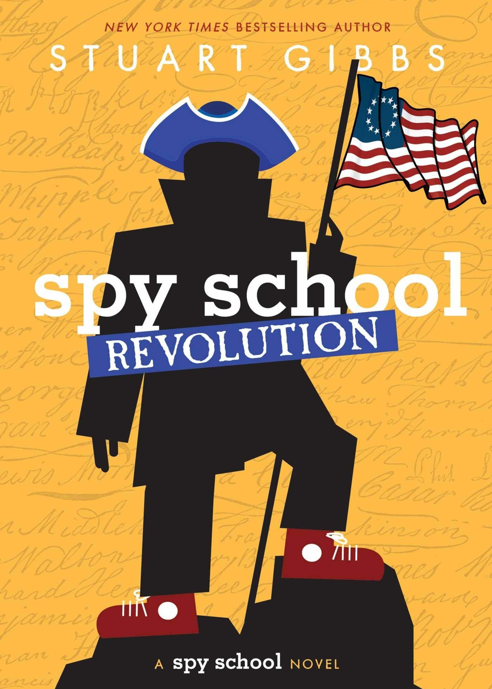 Spy School #08, Spy School Revolution - Hardcover