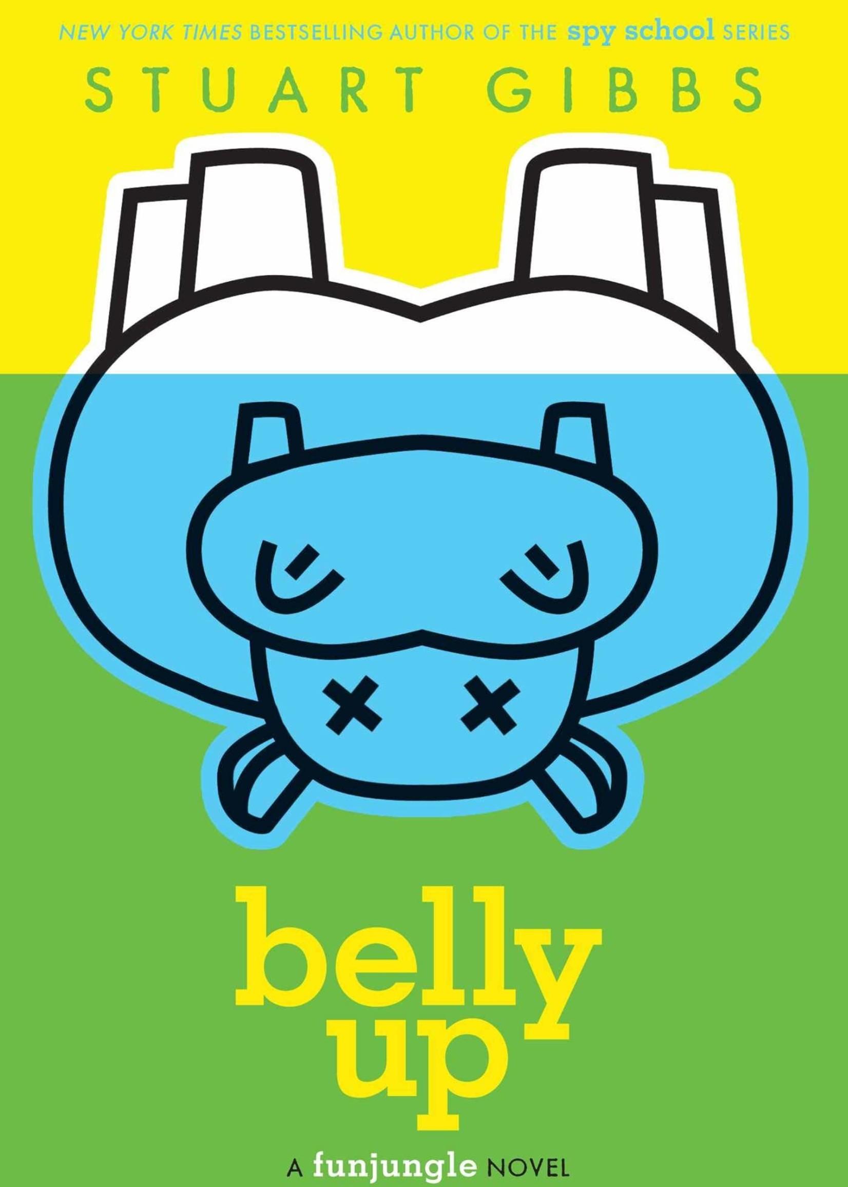 Funjungle #01, Belly Up - Paperback