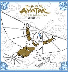 Dark Horse Comics Avatar: The Last Airbender Coloring Book - PB