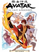 Dark Horse Comics Avatar: The Last Airbender Omnibus GN #02, The Search - PB