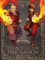 Avatar: The Last Airbender: Legacy of the Fire Nation - HC