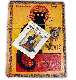 LadyJane Studios Secret Cat Book of Mystery Potion Kit