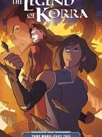 Dark Horse Comics The Legend of Korra GN #02, Turf Wars Part 2 - PB