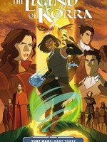 Dark Horse Comics The Legend of Korra GN #03, Turf Wars Part 3 - PB