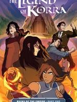 Dark Horse Comics The Legend of Korra GN #04, Ruins of the Empire Part 1 - PB
