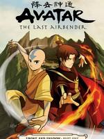 Dark Horse Comics Avatar: The Last Airbender GN #10, Smoke and Shadow Part 1 - PB