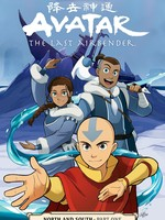 Dark Horse Comics Avatar: the Last Airbender GN #13, North and South Part 1 - PB