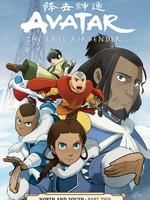 Dark Horse Comics Avatar: The Last Airbender GN #14, North and South, Part 2 - PB
