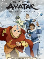 Dark Horse Comics Avatar: The Last Airbender GN #15, North and South Part 3 - PB