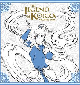 Dark Horse Comics The Legend of Korra Coloring Book - PB