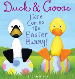 Duck & Goose, Here Comes the Easter Bunny - BB
