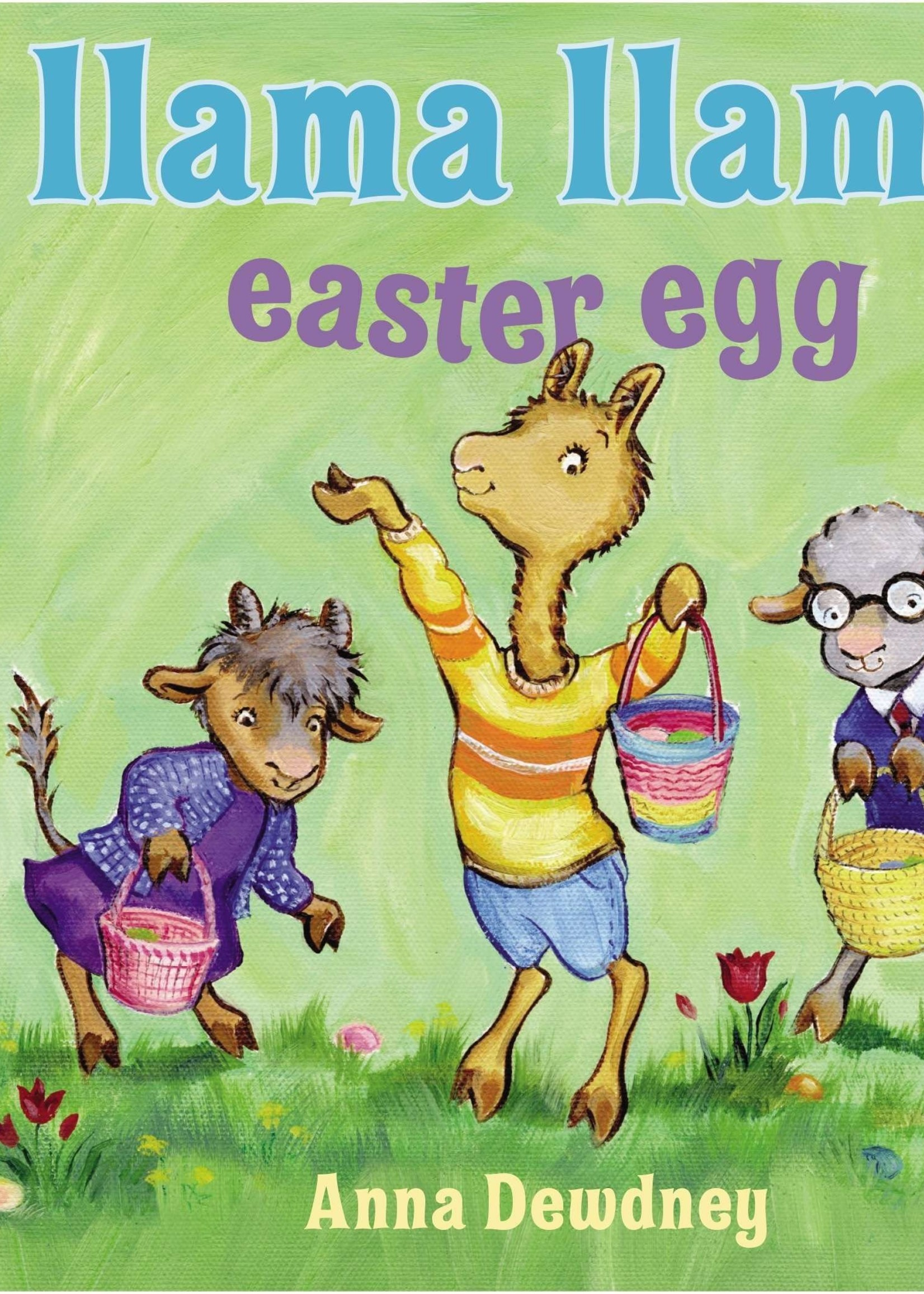 Llama Llama, Easter Egg - Board Book