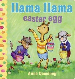 Llama Llama, Easter Egg - BB