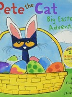Pete the Cat, Big Easter Adventure - HC