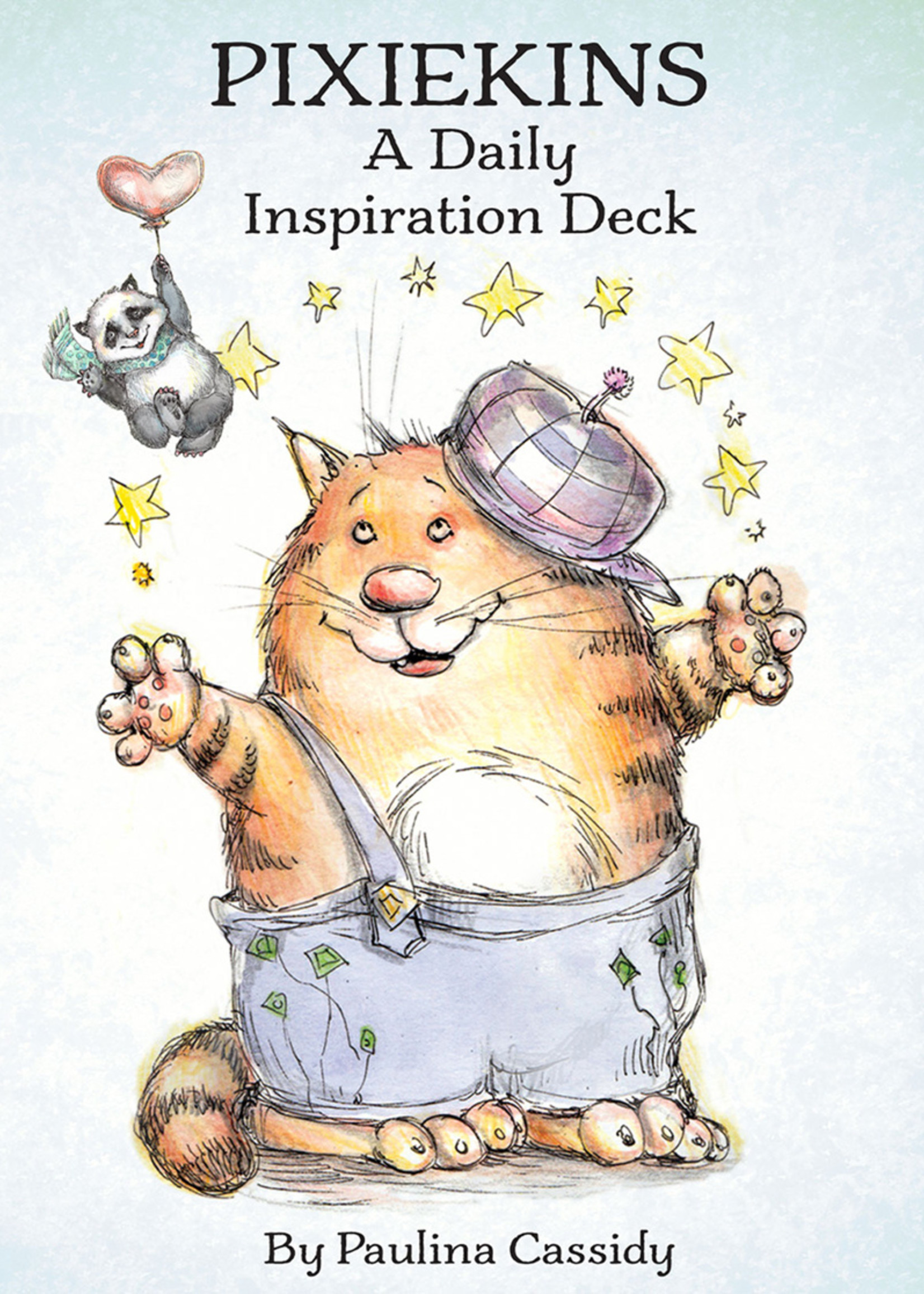 Pixiekins: A Daily Inspiration Deck - Box