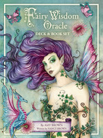 Fairy Wisdom Oracle Deck and Book Set - Box