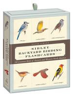 Crown Illustrated Sibley Backyard Birding Flashcards - Box