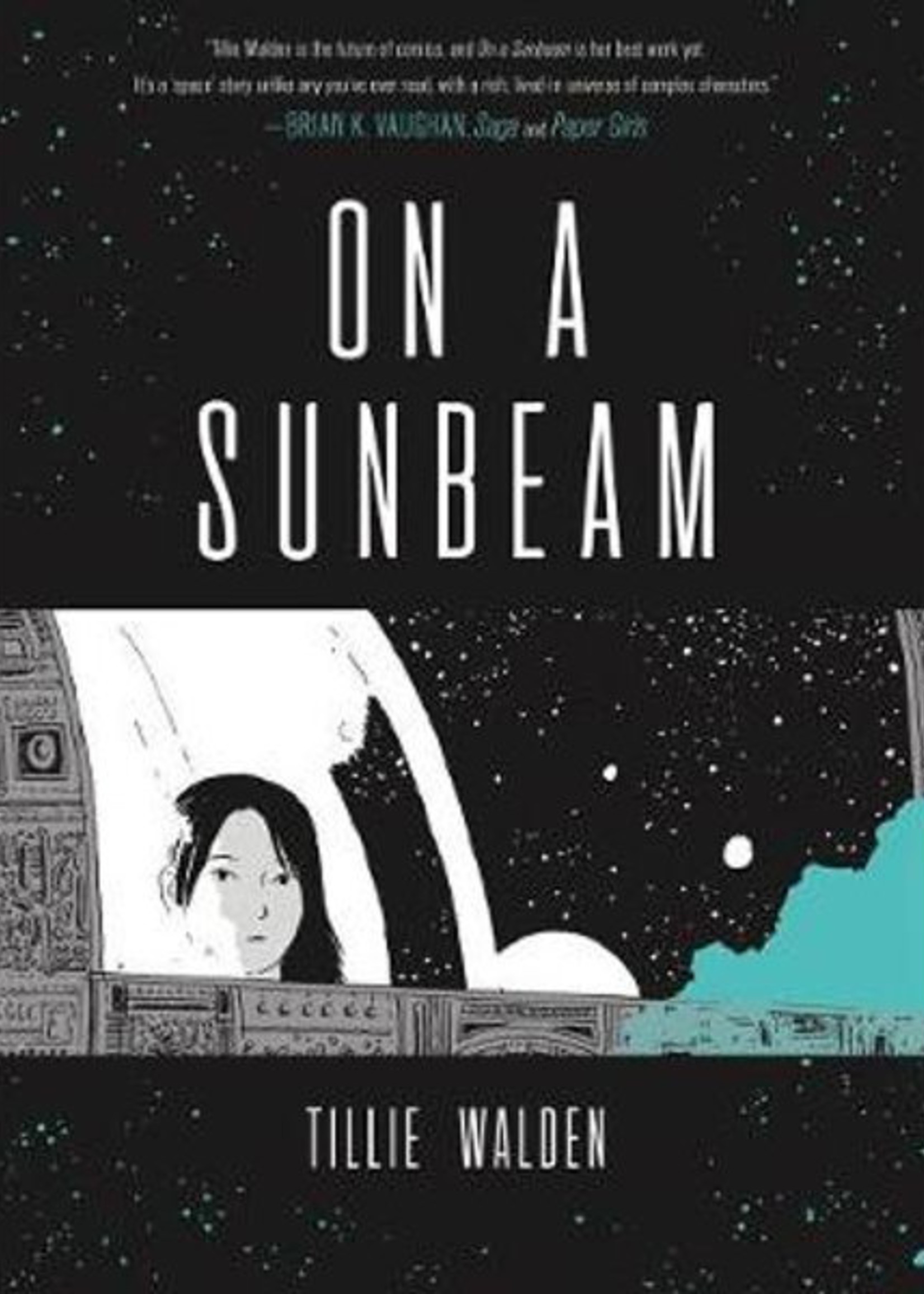 On a Sunbeam Graphic Novel - Paperback
