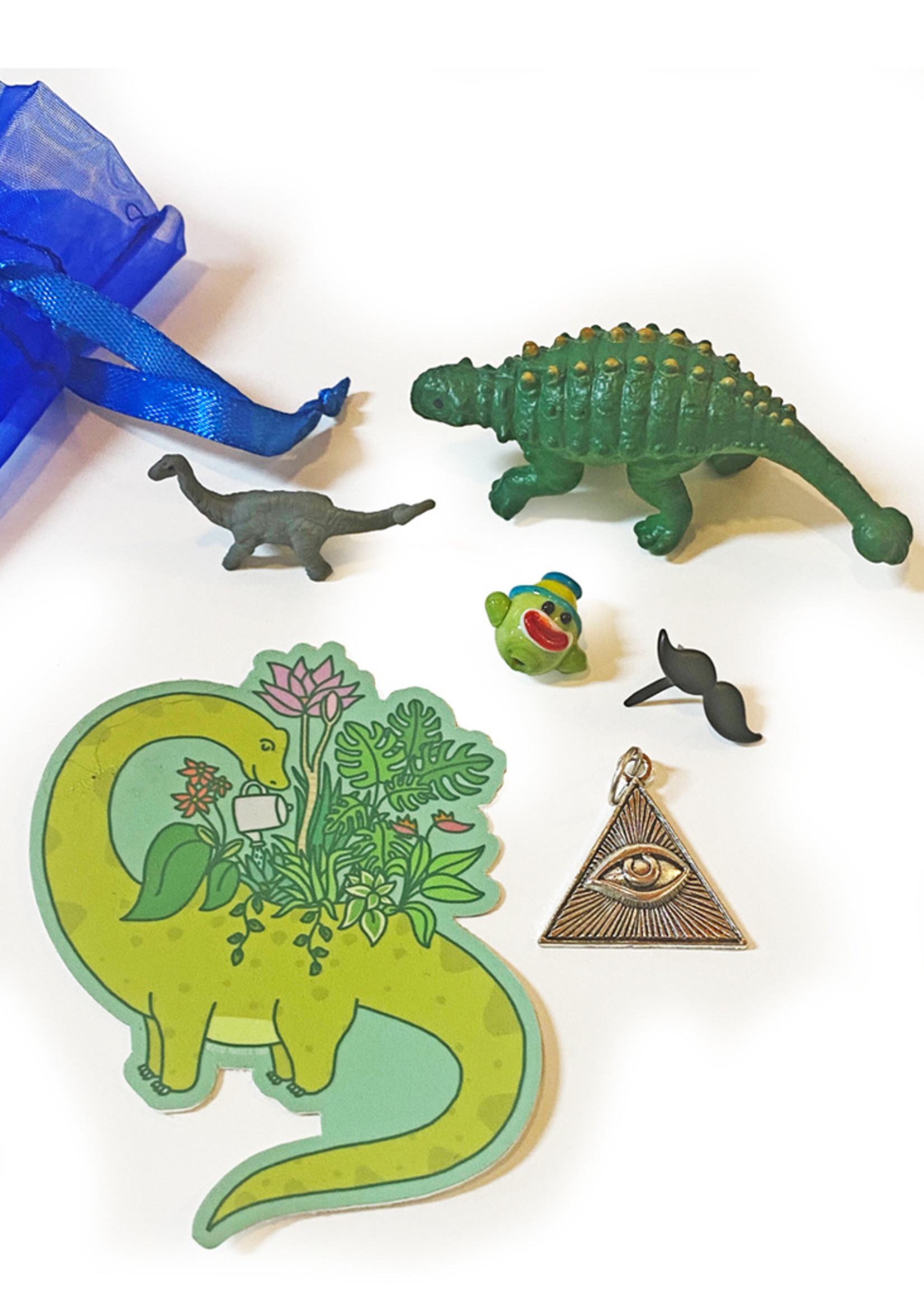 TreeHouse Book Kit - Mystery Museum Mindfulness 2021