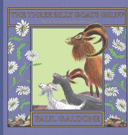 The Three Billy Goats Gruff- Hardcover