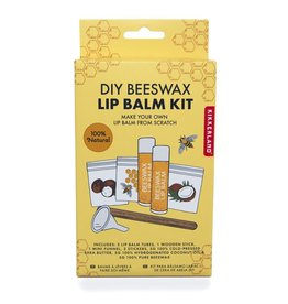 DIY Beeswax Lip Balm Kit - Box