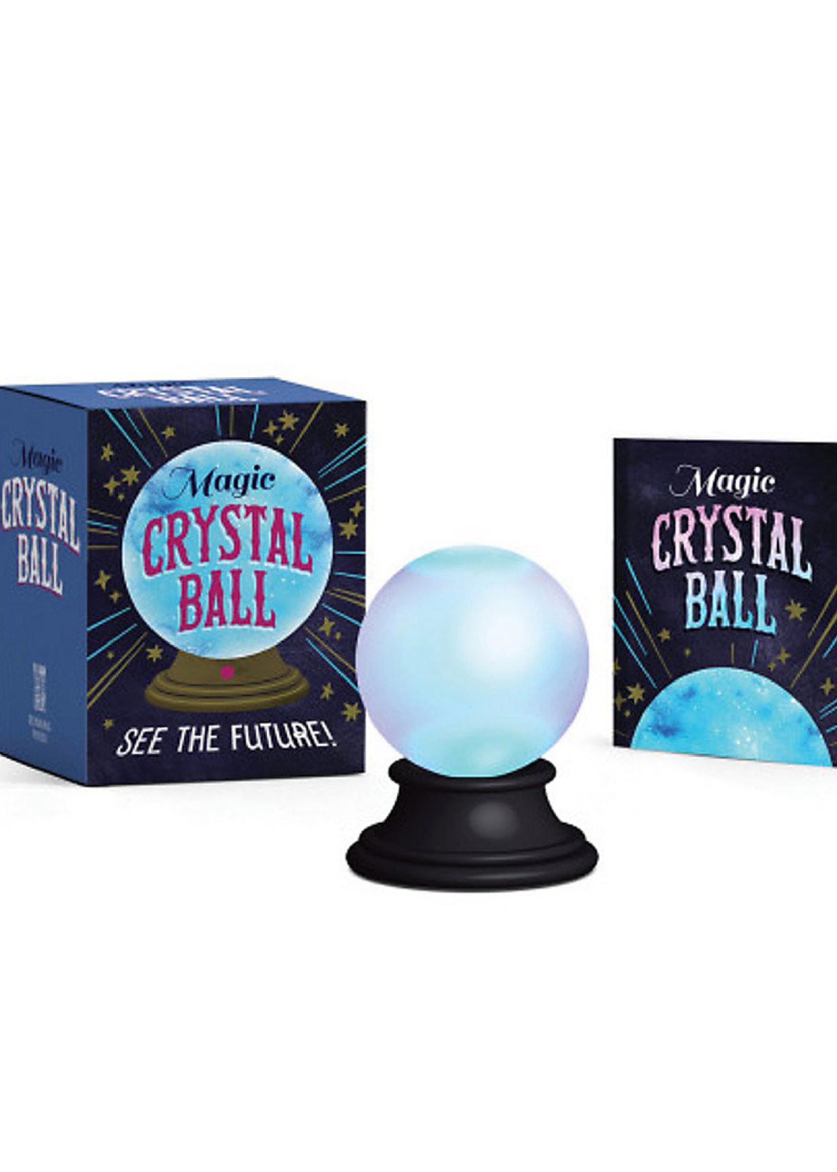 Magic Crystal Ball, See the Future! - Box