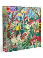 eeBoo Hike in the Woods Puzzle, 1000pc - Box