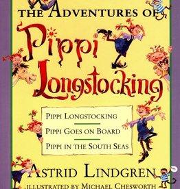 The Adventures of Pippi Longstocking - HC