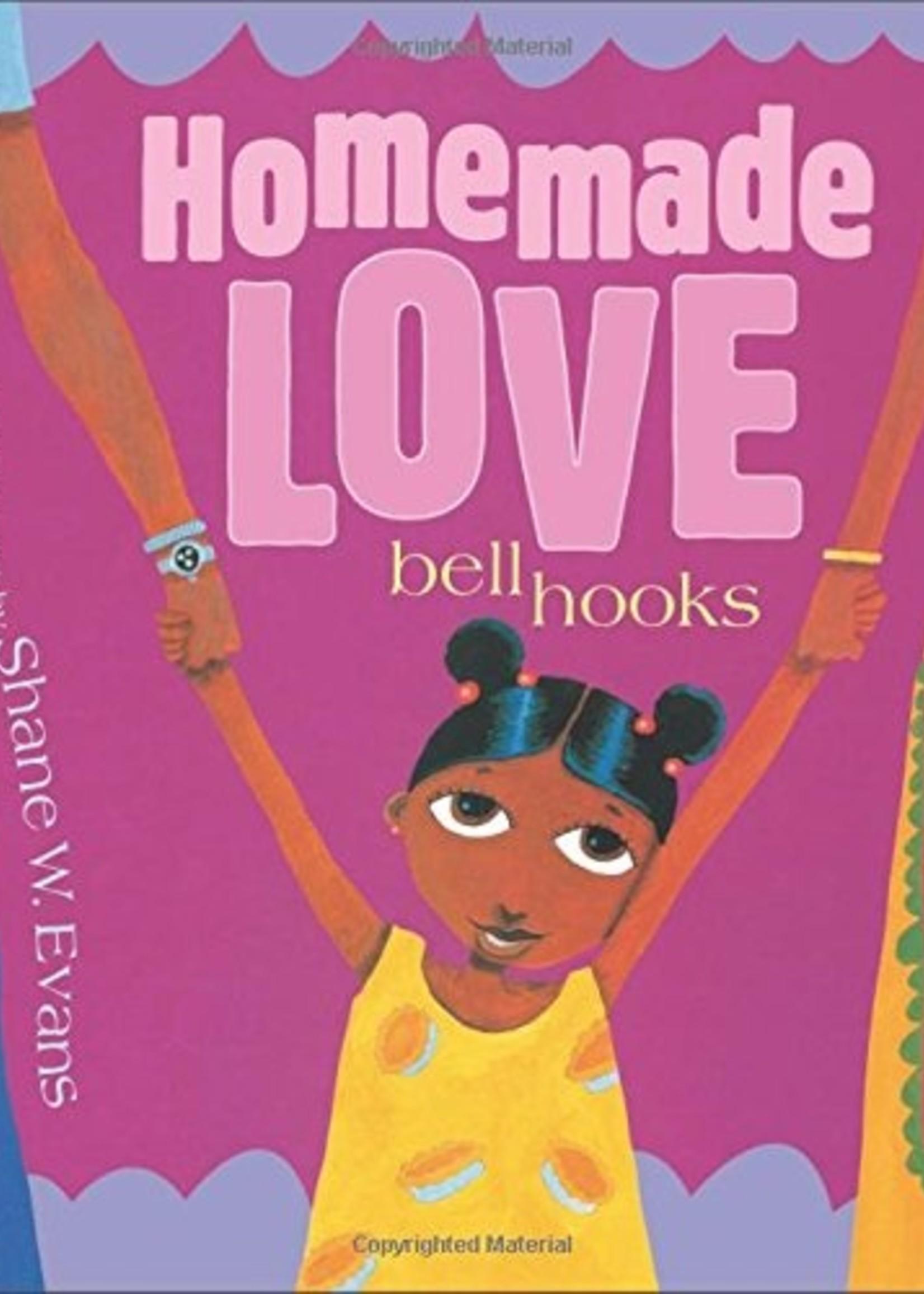 Homemade Love - Board Book