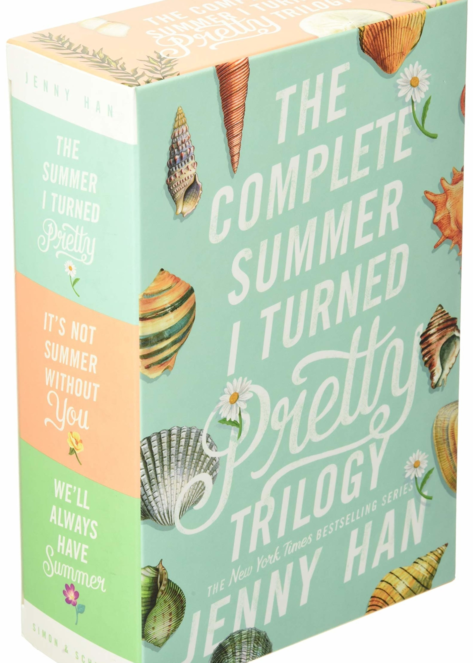 """The Complete """"Summer I Turned Pretty"""" Trilogy - Paperback Box Set"""
