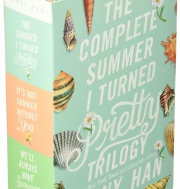 The Complete Summer I Turned Pretty Trilogy, PB Set - Box