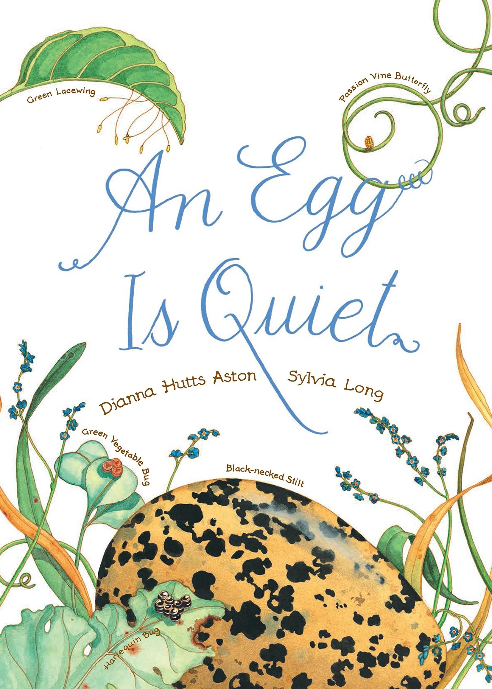 An Egg Is Quiet - Paperback