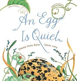An Egg Is Quiet - PB