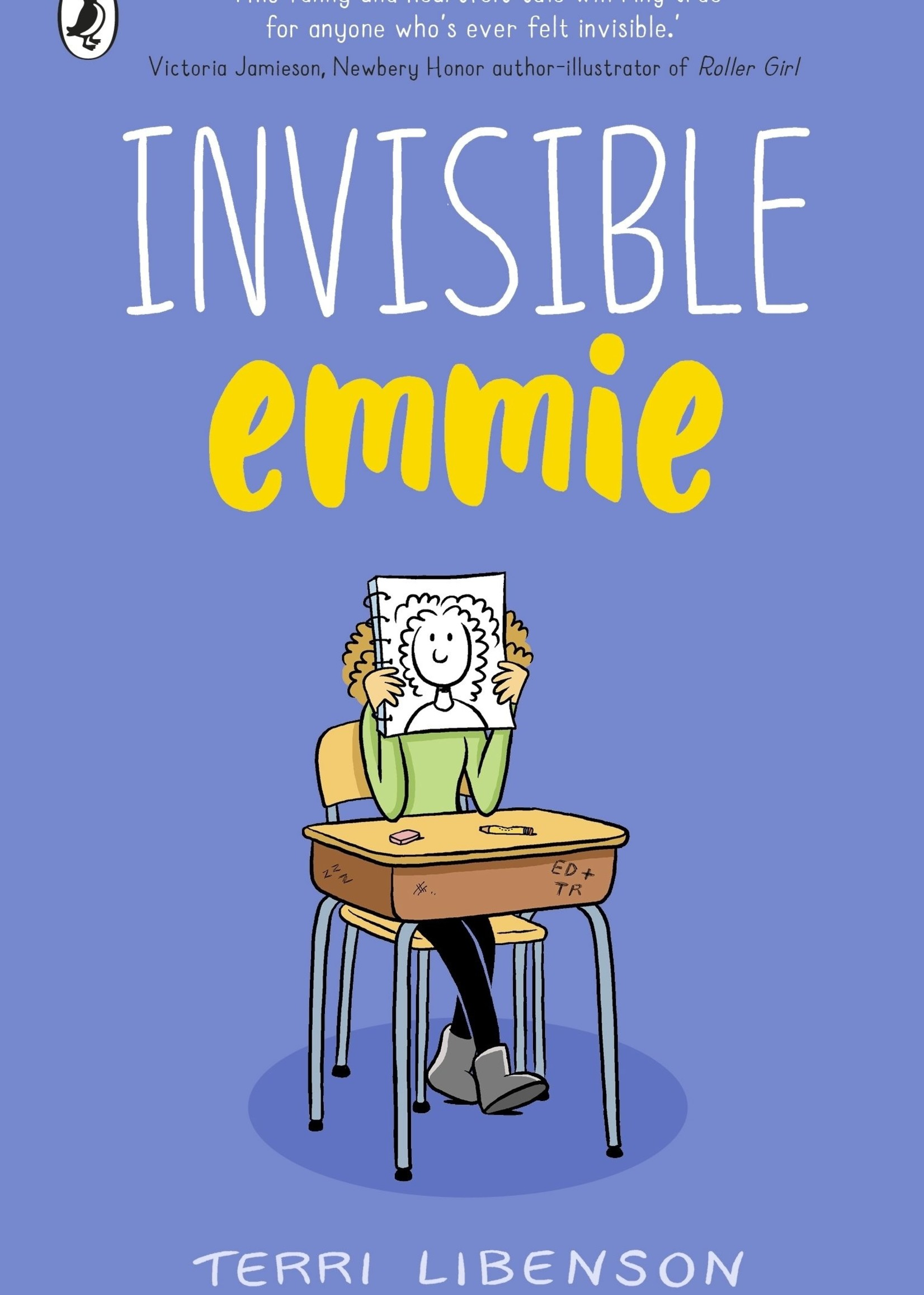 Emmie & Friends, Invisible Emmie Graphic Novel - Paperback