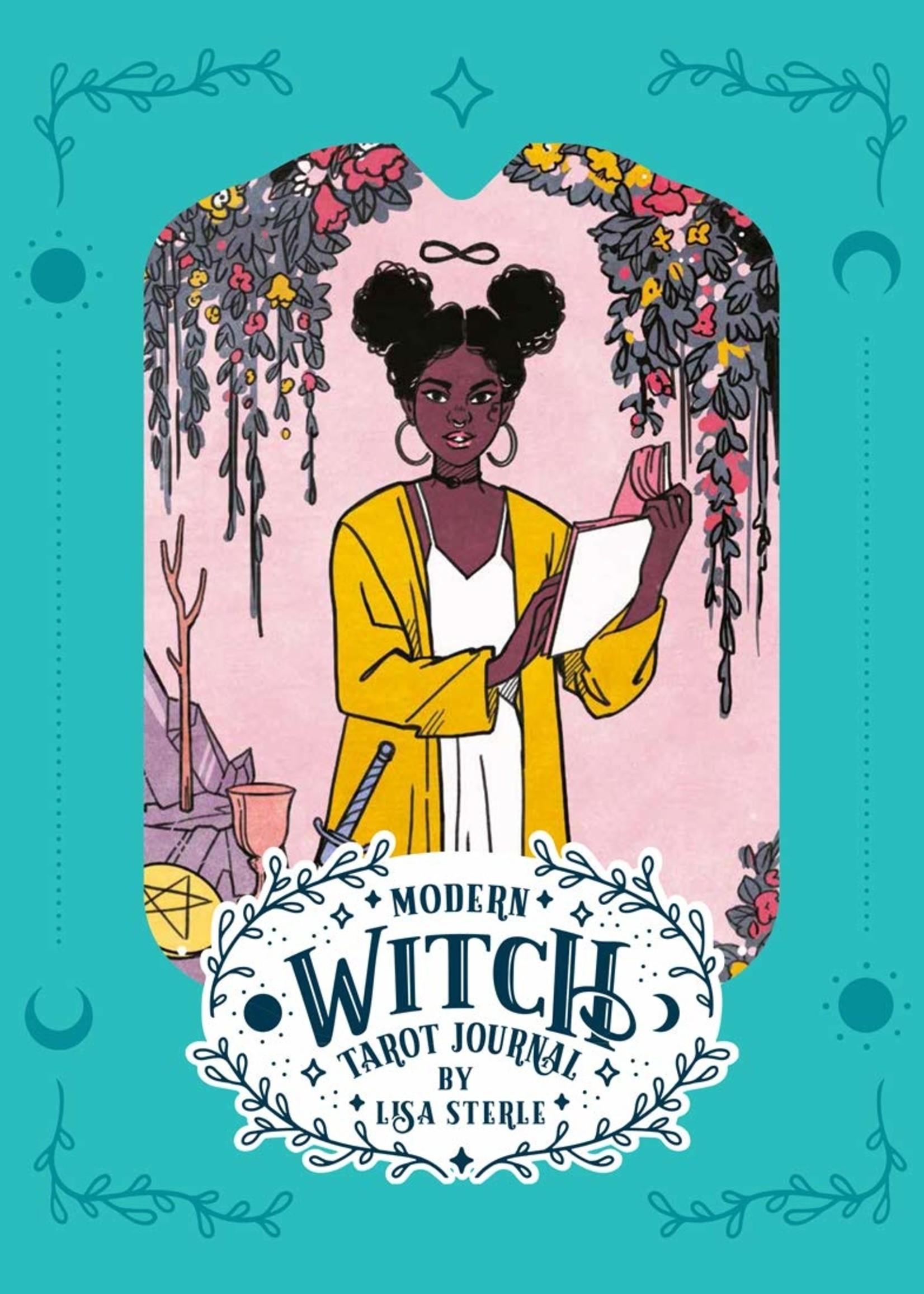 Modern Witch Tarot Journal - Hardcover