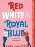 Red, White & Royal Blue - PB