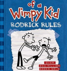 Diary of a Wimpy Kid IN #02, Rodrick Rules - HC