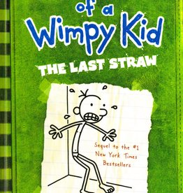 Diary of a Wimpy Kid IN #03, The Last Straw - HC