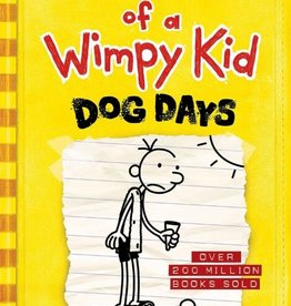Diary of a Wimpy Kid IN #04, Dog Days - HC