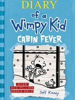 Diary of a Wimpy Kid IN #06, Cabin Fever - HC
