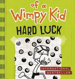 Diary of a Wimpy Kid IN #08, Hard Luck - HC