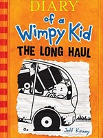 Diary of a Wimpy Kid IN #09, The Long Haul - HC