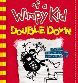 Diary of a Wimpy Kid IN #11, Double Down - HC