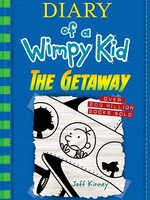 Diary of a Wimpy Kid IN #12, The Getaway - HC
