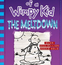Diary of a Wimpy Kid IN #13, The Meltdown - HC