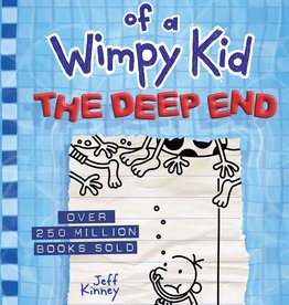 Diary of a Wimpy Kid IN #15, The Deep End - HC