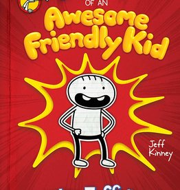 Awesome Friendly Kid IN #01, Diary of an Awesome Friendly Kid: Rowley Jefferson's Journal - HC