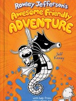 Awesome Friendly Kid IN #02, Rowley Jefferson's Awesome Friendly Adventure - HC