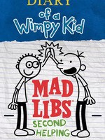Mad Libs, Diary of a Wimpy Kid Mad Libs, Second Helping