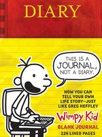 Diary of a Wimpy Kid Blank Journal - HC